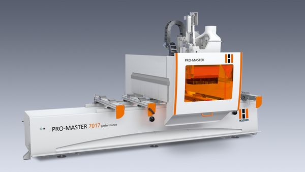HOLZ-HER PRO-MASTER 7017